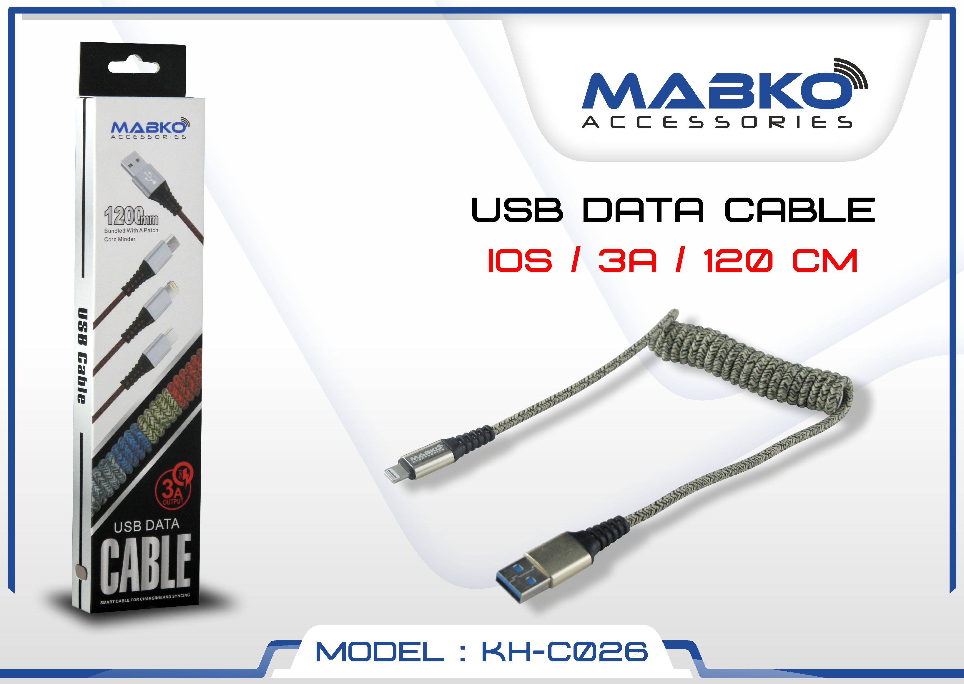 MABKO MAGNATIC CABLE KH-13